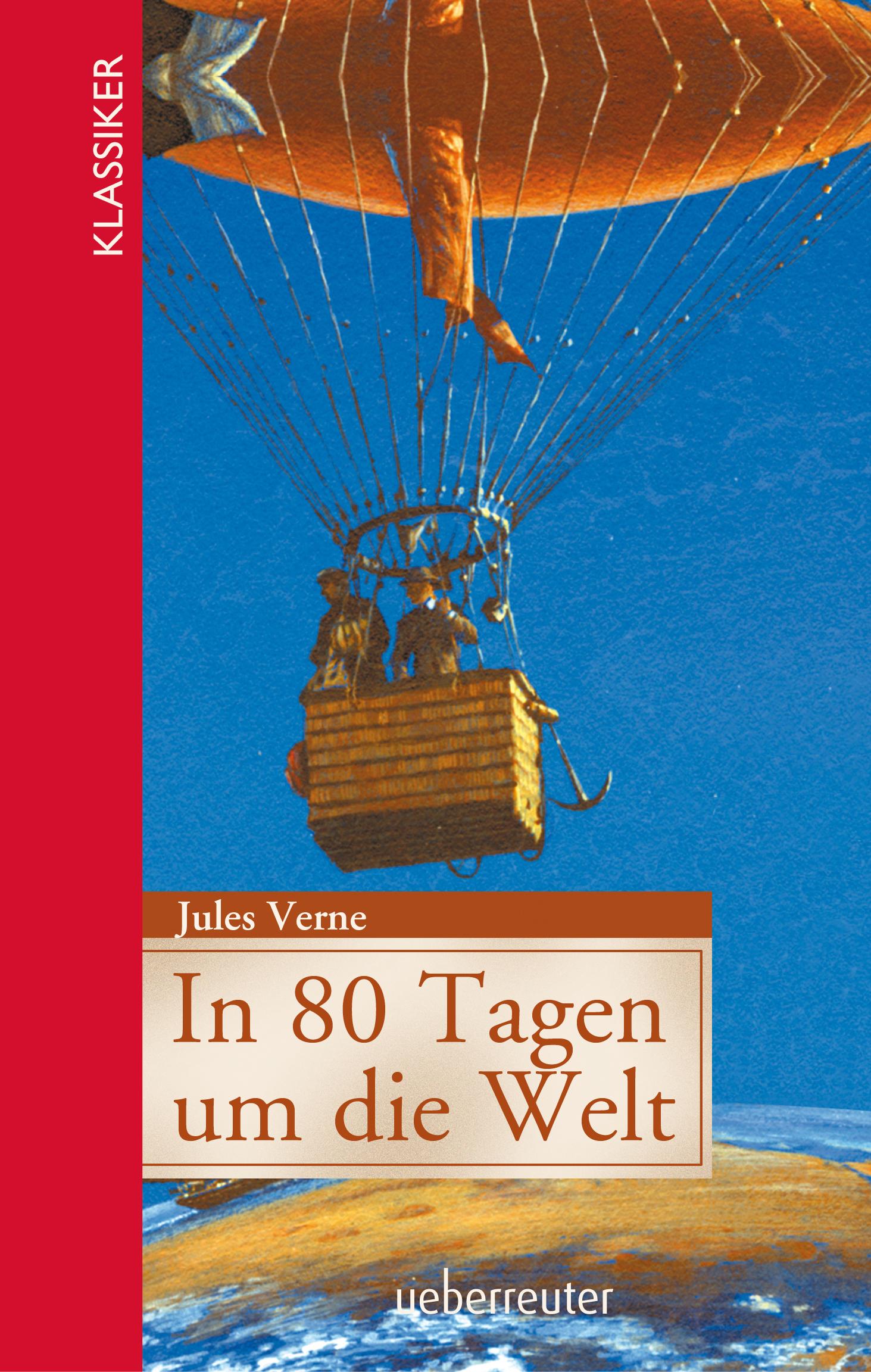 In 80 Tagen Um Die Welt Ueberreuter
